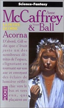 Couverture La Petite licorne, tome 1 : Acorna