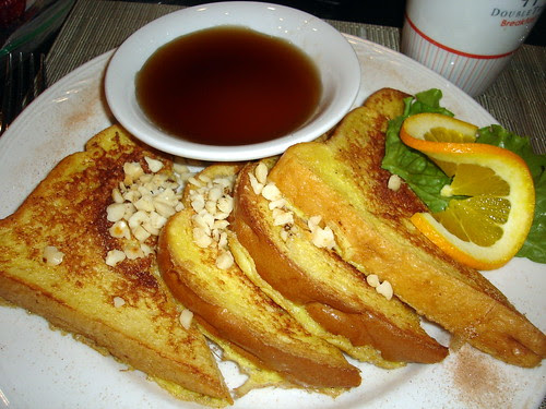 Macadamia Nut French Toast