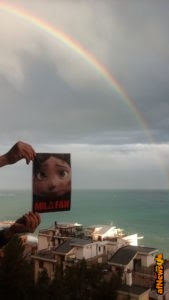 To join the MILA Family just follow Her Rainbow…