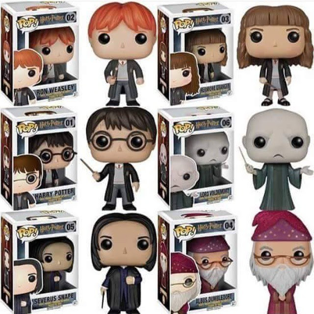 Image result for harry potter funko pop