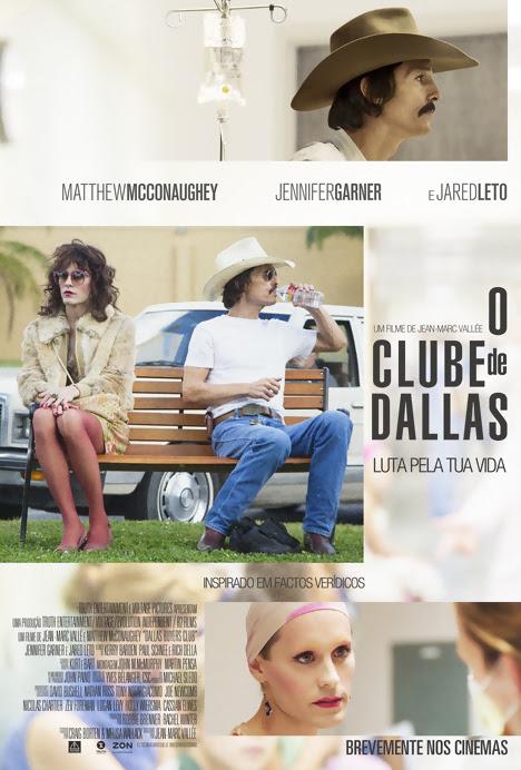 Poster do filme O Clube de Dallas