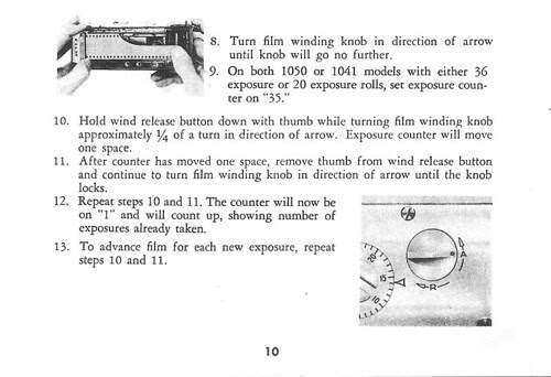 realist stereo camera instruction manual 10