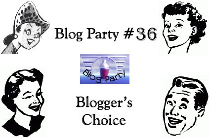 Badge for Blog Party 36