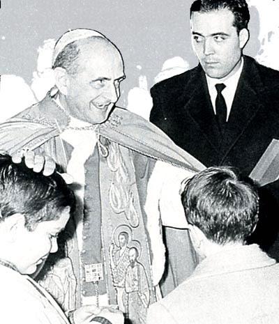 Resultado de imagen de pope paul VI pedophil
