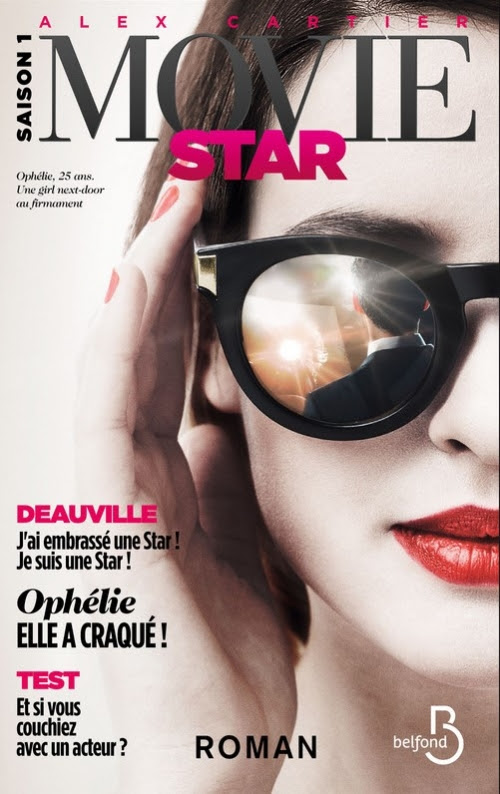 Couverture Movie star, tome 1 : Deauville