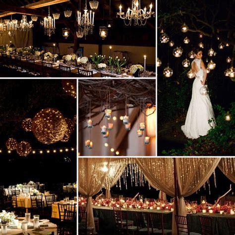 Wedding Decor Ideas ~ Fairy Lights   Asian Wedding Ideas
