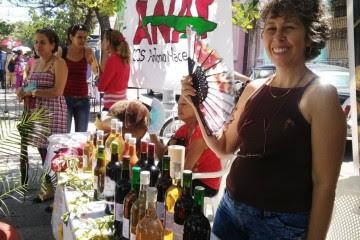 Además de las representaciones del PIAL, en el festival participaron organizaciones e instituciones que apoyan la innovación agropecuaria a escala local.