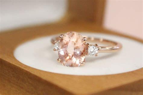 What is morganite? The new diamond alternative engagement