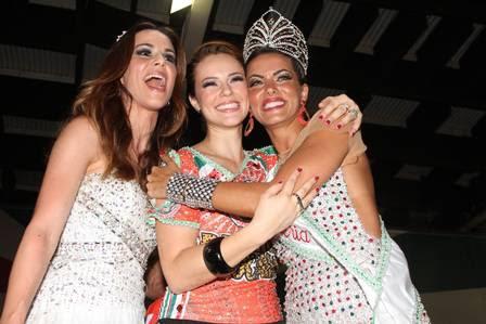 Ana Furtado, Paola Oliveira e Carla Prata