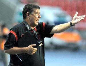 Joel Santana Flamengo (Foto: Alexandre Loureiro / VIPCOMM)