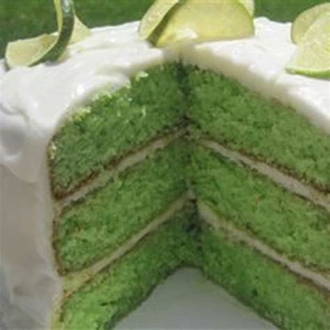 Key Lime Cake III   Home Made Recipes