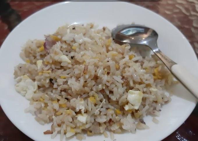 Resep Nasi Goreng Kongbab Bikin Nagih