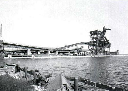 Port Covington Coal Pier