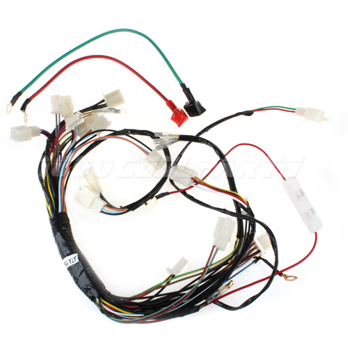 Wiring Diagram  32 Taotao 125 Atv Wiring Diagram