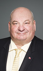 Photo - Larry Miller - Click to open the Member of Parliament profile