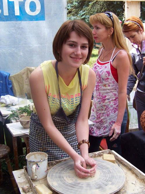 на фестивалі ковалів гамора