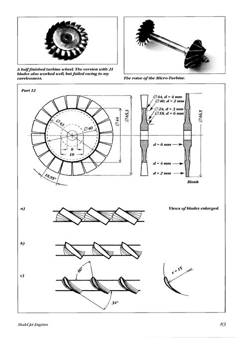HOME MADE JET ENGINE: jet engine plans