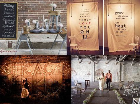 Warehouse wedding decor ? Weddings on the French Riviera