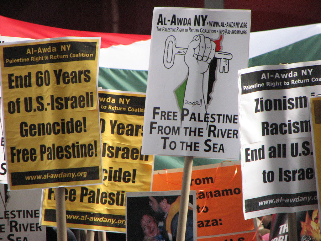 No two-state solution for these people