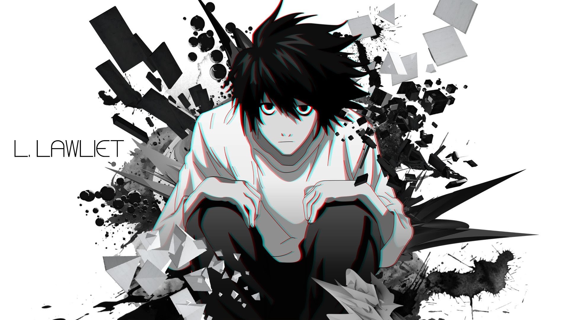 Death Note L Wallpaper 59 Images