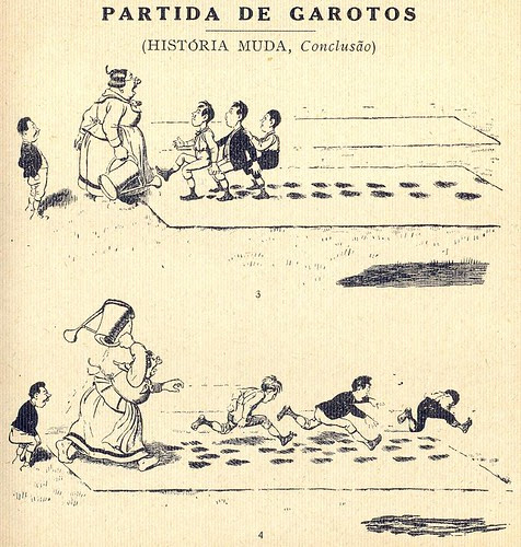 Almanaque Bertrand, 1934 - Boys prank 22