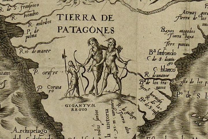 Resultado de imagen de Nephilim: Civilización de Gigantes descubierta en la Patagonia