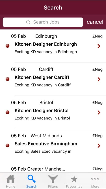 Benchmarx Kitchens Joinery Jobs By Keyapps Ltd