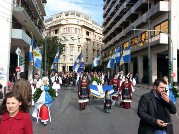 Εορτάστηκε στην Αθήνα η 102η Επέτειος Αυτονομίας της Βορείου Ηπείρου