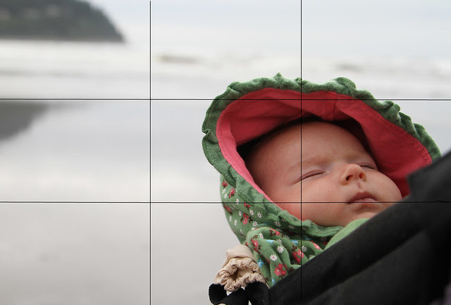Photography Tutorial, Rule of Thirds copy