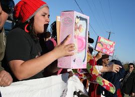 Highlights from Dec 16th vigil
