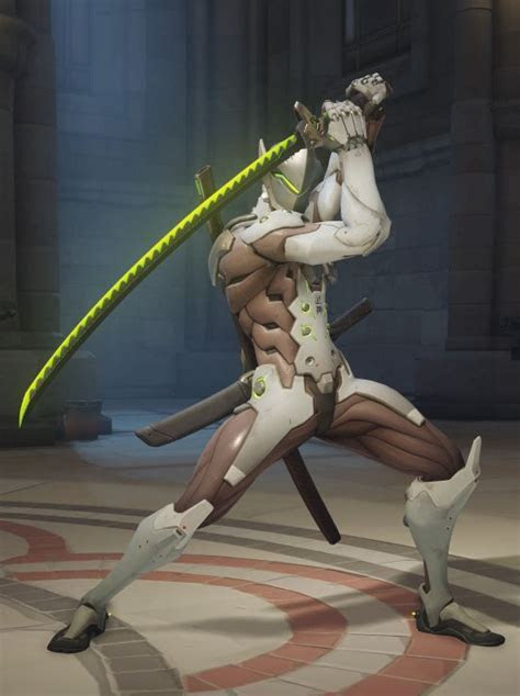 Image   Genji Sword Stance   Overwatch Wiki   FANDOM