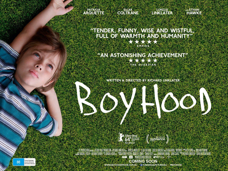 Boyhood photo Boyhood_Quad_KeyArt_LoRes1.jpg