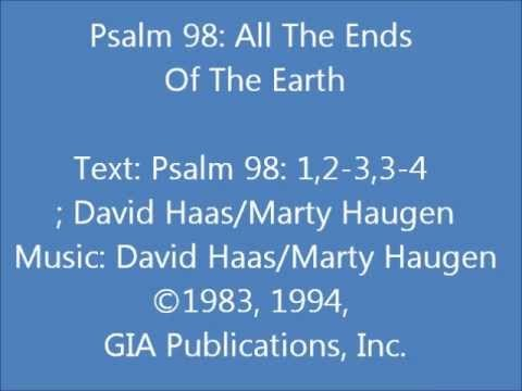 All the Ends of the Earth (Psalm 98) Lyrics - David Haas