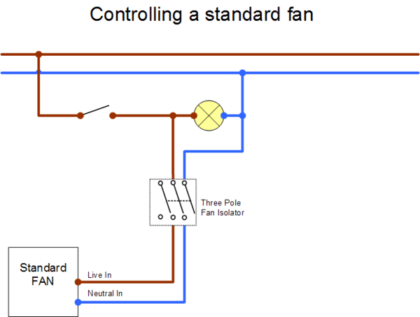 Extractor Fan Wiring Diagram Uk