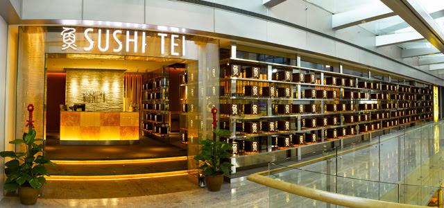 Sushi Tei at Paragon