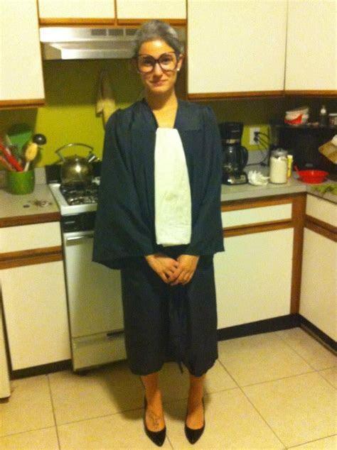 Ruth Bader Ginsburg   Feminist Halloween Costumes