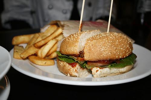 Mini Moo Burger