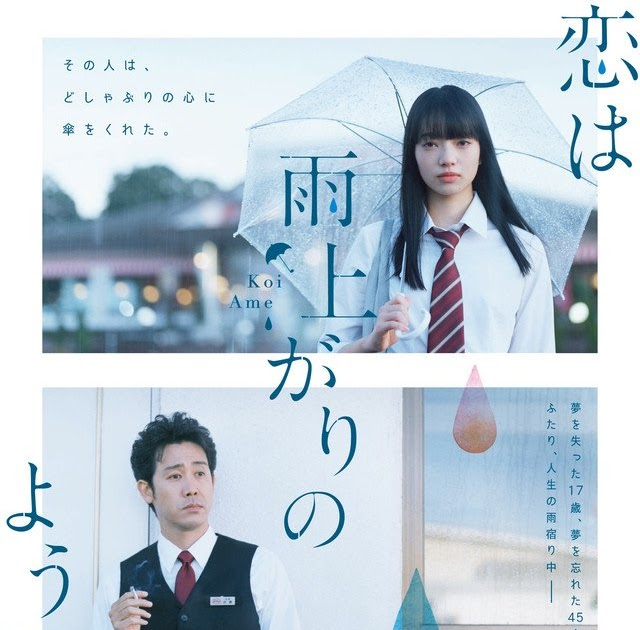 The Teeny tiny à Tout Faire: 🎬 Movie Review: After The Rain (恋は雨上がりのように)