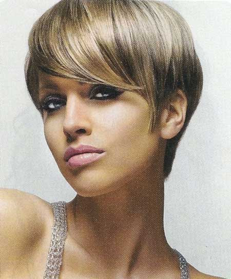 20 Stylish Colors  for Short  Hair  Pretty Designs