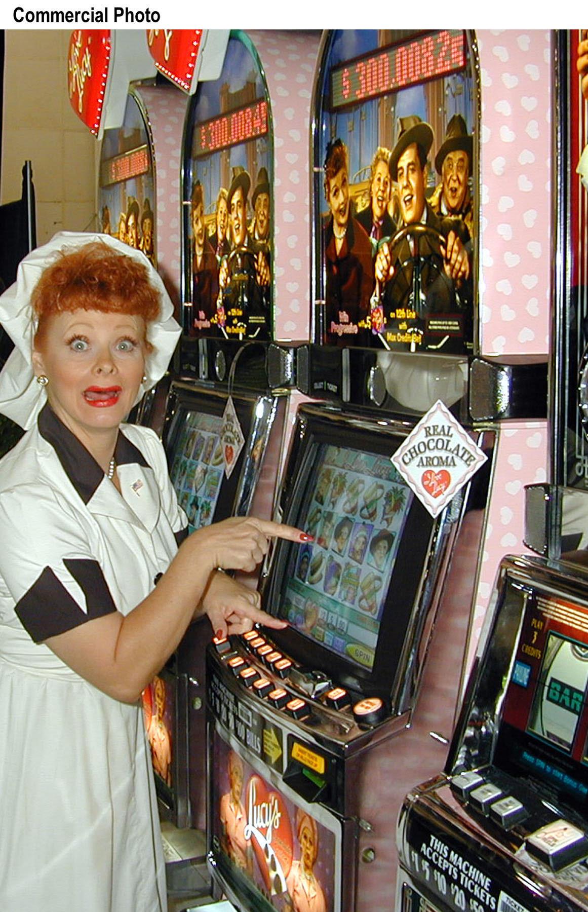 Slot machines sound effects