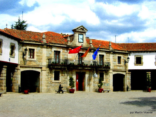 plaza de Guadarrama