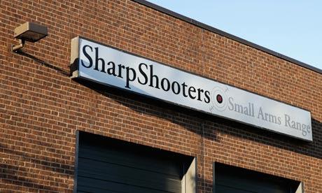 Sharpshooters Aaron Alexis