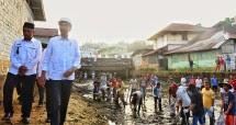 Presiden Jokowi kunjungan kerja ke Ambon Maluku (Foto Setkab)