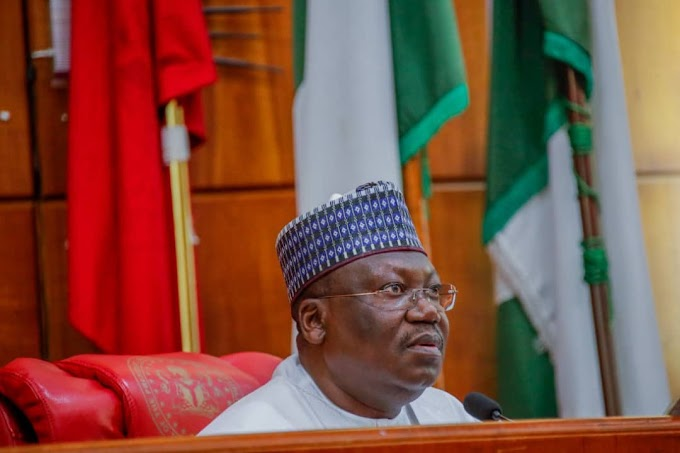 Breaking: NASS will ensure justice for victims of alleged SARS abuses – Lawan assures youths