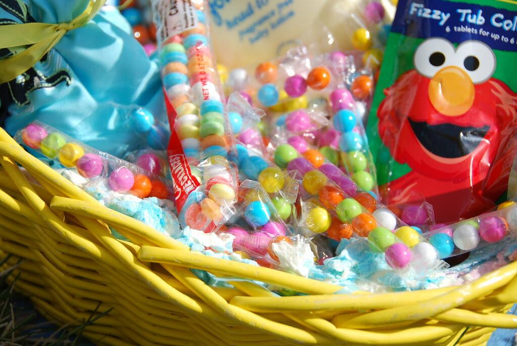 Sugar High Easter Basket