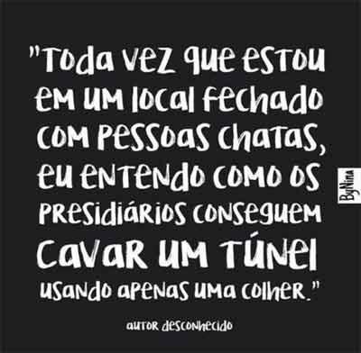 Local Fechado Com Pessoas Chatas Status E Imagens