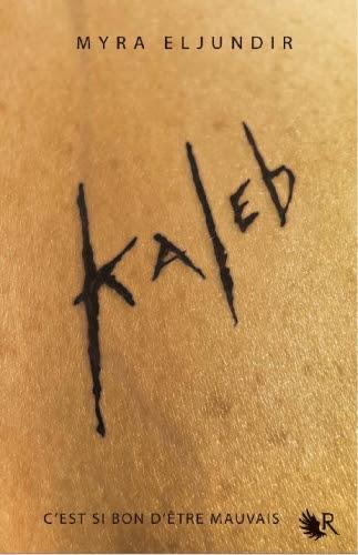 Couverture Kaleb, tome 1