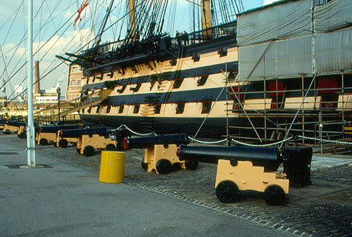 Portsmouth - HMS Victory