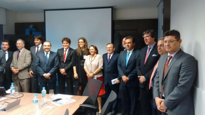 Hub da Latam: Comitiva do RN mostra otimismo após reunião com a TAM