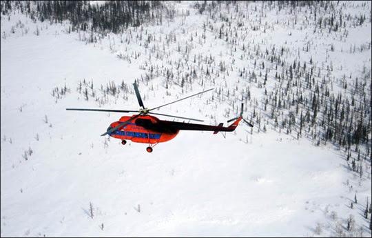 Hình ảnh Trực thăng Nga rơi, 15 người thiệt mạng số 1